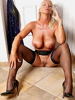 A sunny Day with BigTit MILF Astrid